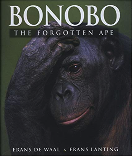 Bonobo book cover
