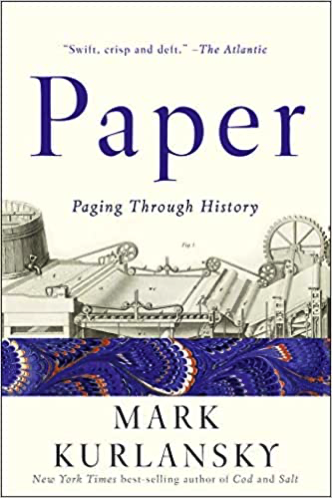 Cover image of the book Paper: Paging through history