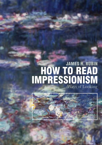 Cover of How to Read Impressionism