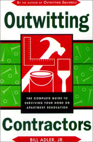 Cover of Outwitting Contractors