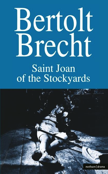 Cover of Saint Joan of the Stockyards by Bertolt Brecht