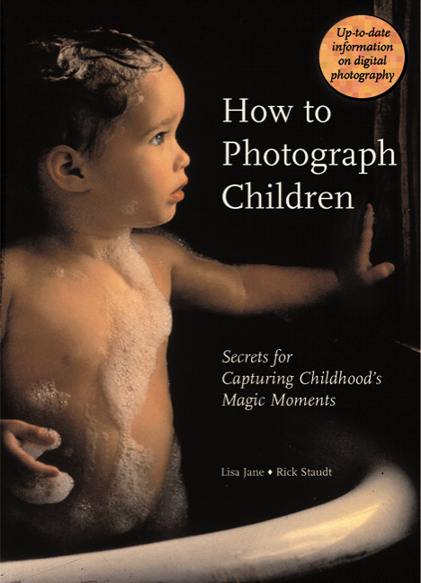 Cover of How to Photograph Children