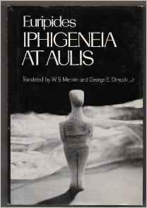 Cover of Iphigeneia at Aulis