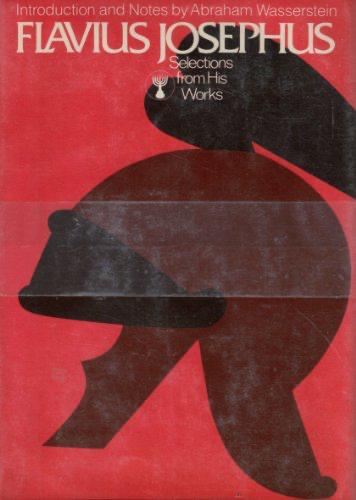 Cover of Flavius Josephus