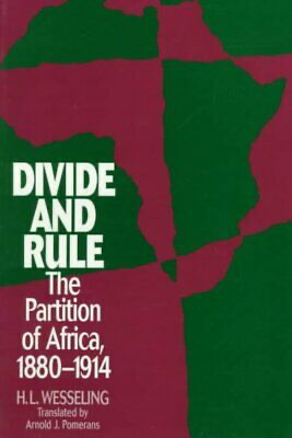 Cover of Divide and Rule
