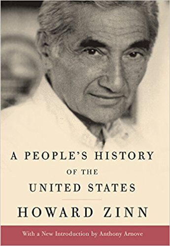 Cover of A People's History of the United Sttes